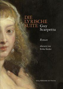Guy Scarpetta: Die Lyrische Suite